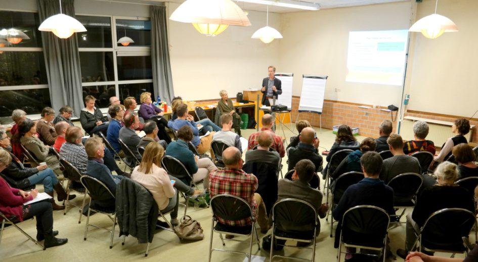 Bewoners zien kansen in nieuwe wijkaanpak gemeente