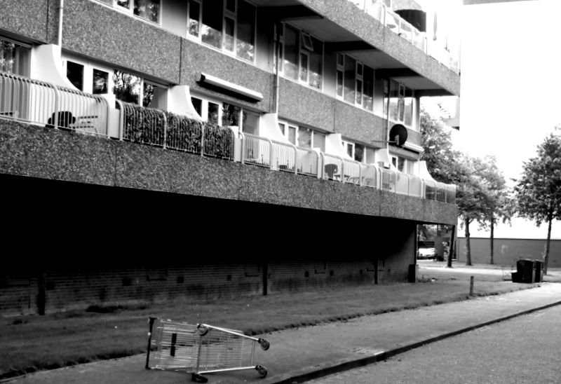 """Vitale wijken: """"Geen flat om te wonen"""""""