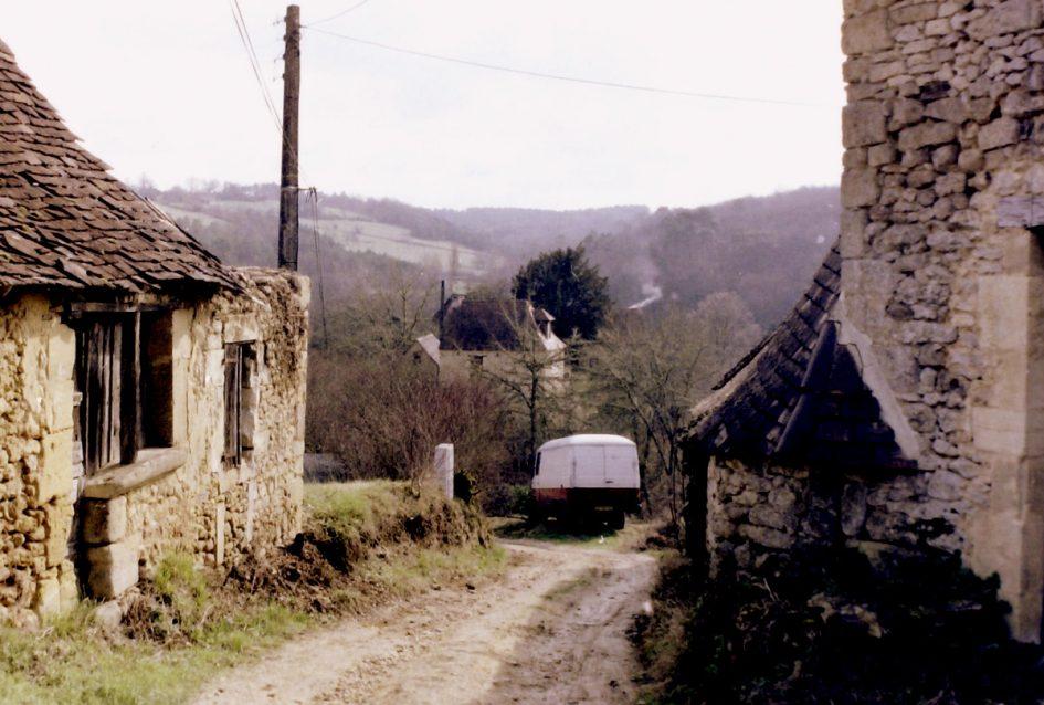 Reizend vanuit de stoel: Frankrijk (1)