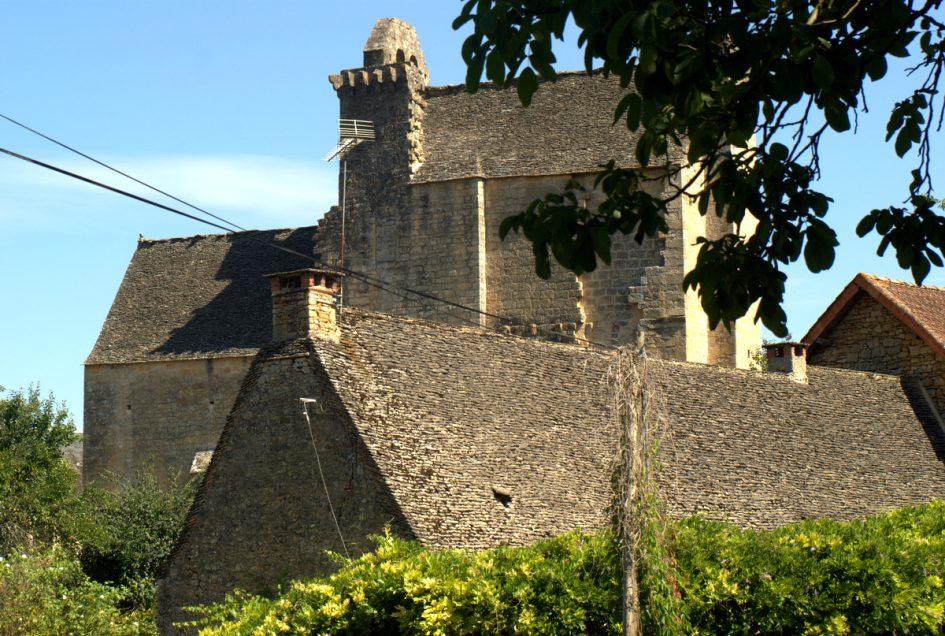 Reizen vanuit de stoel: Krachtlijnen in oude Franse kerken