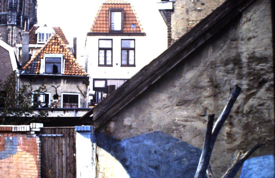 Dagboek van een buurtgek (5) : Wereldnieuws van Ome Willem