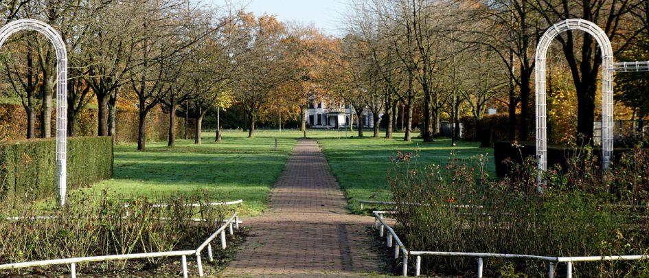 De stilte ligt om de hoek : Park Schothorst