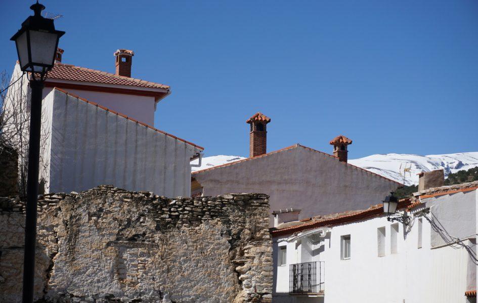 Reisverhalen Spanje: wandelen in de Sierra Nevada (1)