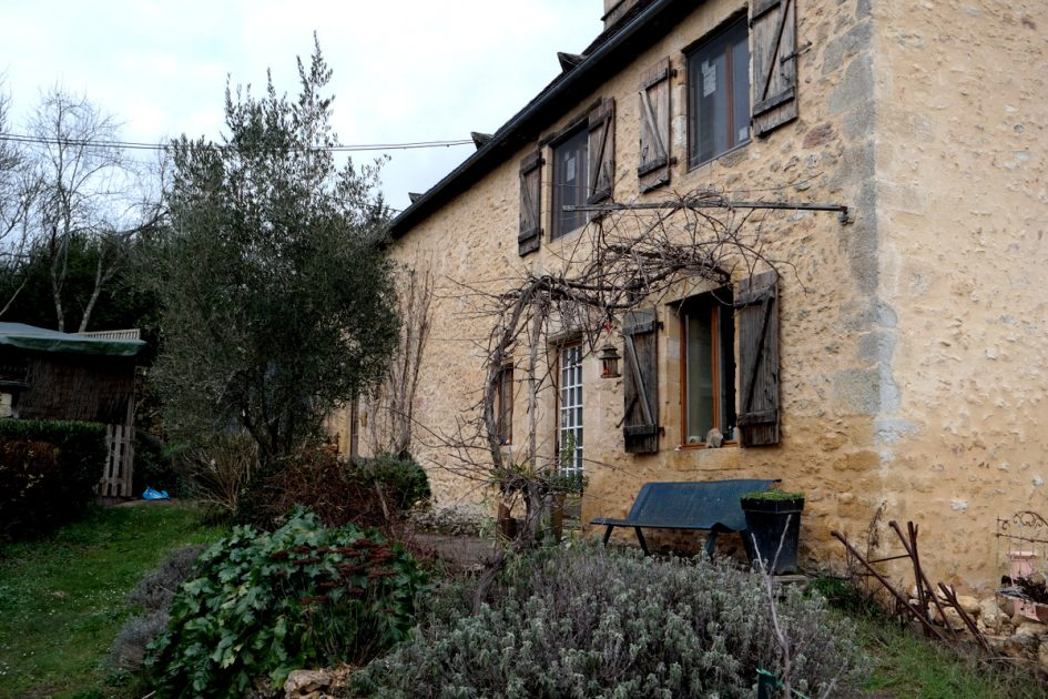 Reizen vanuit de stoel: de Dordogne(1)