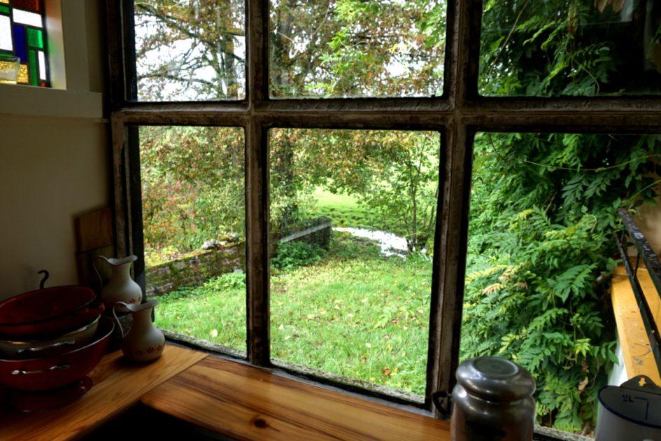 Reizen vanuit de stoel: Huis in de Aisne
